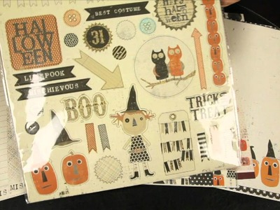 My Mind's Eye - Mischievous Scrapbook Collection