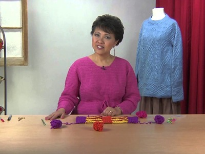 Preview Lily Chin's Join As You Go Crochet Workshop