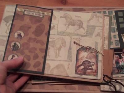 Scrapbooking Mini Albums