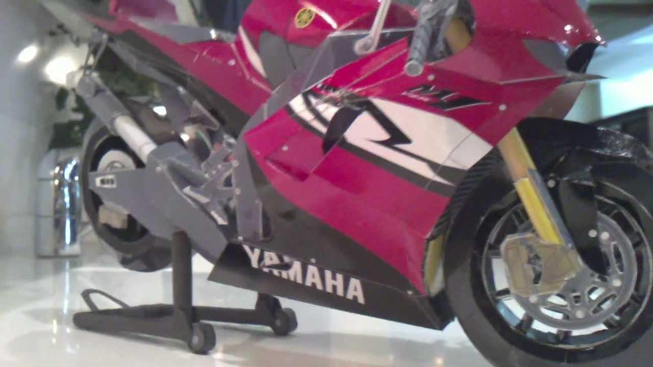 Yamaha yzr m bike papercraft my crafts and diy projects yamaha yzr m bike papercraft jeuxipadfo Choice Image