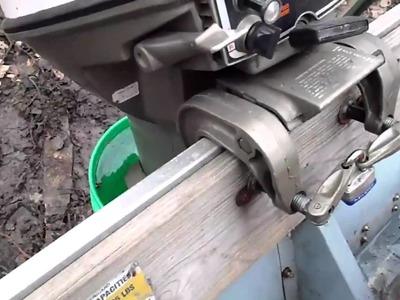 14 ft Smoker Craft Aluminum Boat