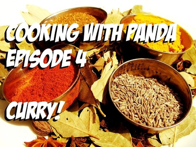 Cooking with Panda - Protessional Homemade Curry!!