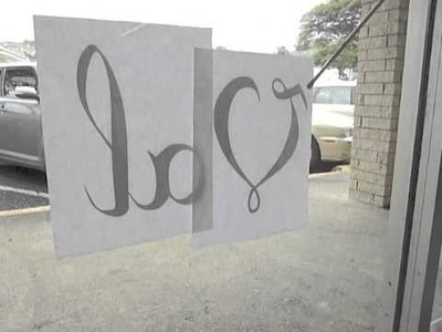 Crankin' Out Crafts -ep200 Window Painting Letters
