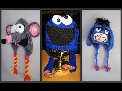 Crocheted hats 2012