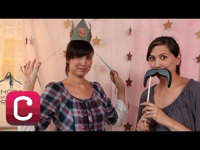 DIY Wedding & Party Photobooth Backdrop