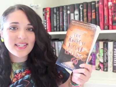 F.A.[B]: Book Club Review #1- The Knife of Never Letting Go by Patrick Ness (July)