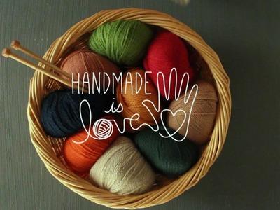 Handmade is Love by Knitpicks