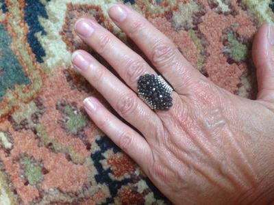 Hematite Heaven Ring