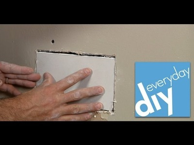 How to Repair Drywall -- Buildipedia DIY