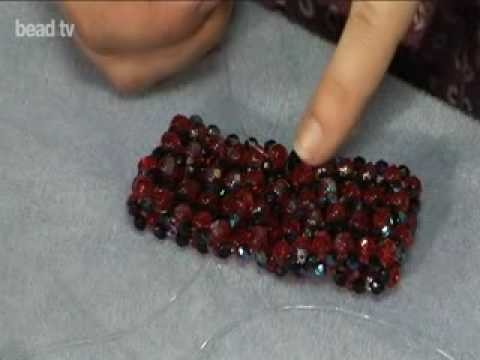 Make a Netted Bracelet 2