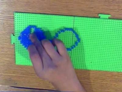 Perler Beads:Deadmau5