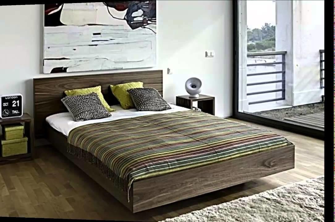 Platform frame bed diy ideas trends popular bedroom