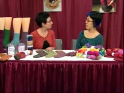 Cookie A on Knitting Daily TV Episode 212