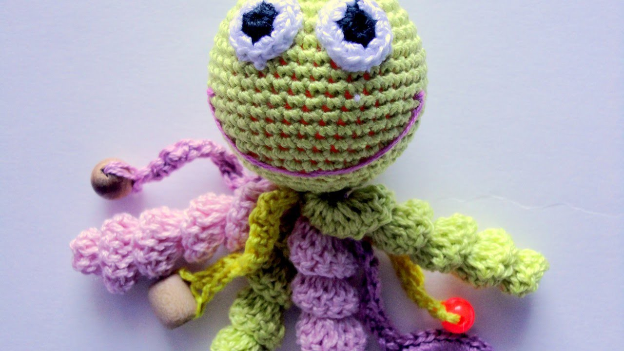 Crochet a Cute Octopus Toy - DIY Crafts - Guidecentral