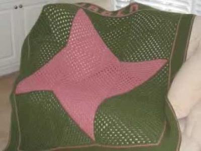 Crochet, baby blanket, afghans w.names