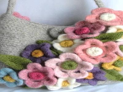 Stitch Designer Crochet Bag Tutorial Diy Purses Fashion Bag Purse