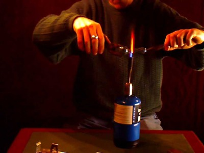 DIY How To Fix A Broken Glass Pipe.