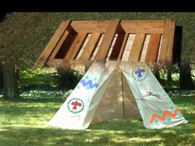 Easy DIY backyard projects ideas