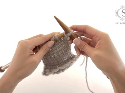 How to Cast Off your knitting - a Stitch & Story tutorial