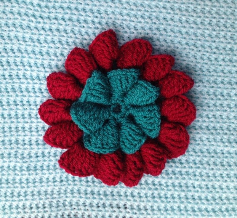 How to Crochet a Flower Pattern #24 by ThePatterfamily