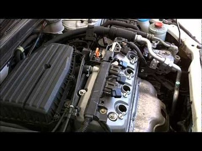 How to DIY : 2003 Civic Spark Plug Change