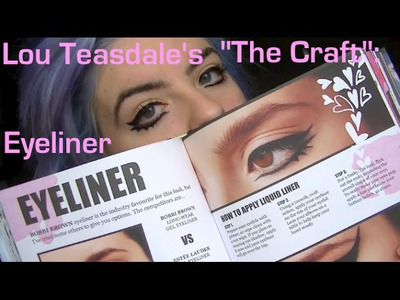 How To: Eyeliner | The Craft | Lou Teasdale