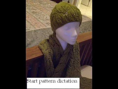 How To Knit a skull cap.wmv
