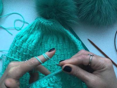 How to knit. Вязание спицами. Урок 21. Распустить петли