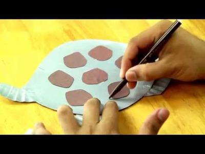 How To Make A Tortoise - Craft