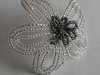 Make a Cute Bead Flower - DIY Crafts - Guidecentral