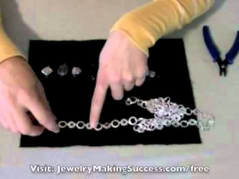 Necklace Making Video: How to Make Bead Necklaces