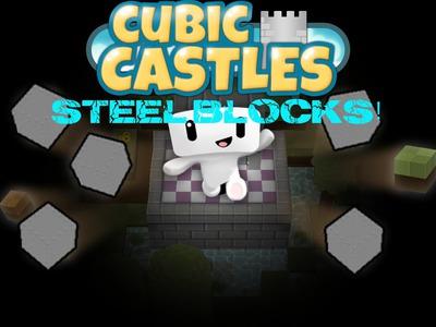 [TUTORIAL] Cubic Castles - How to craft steel blocks!
