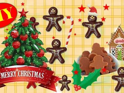 Tutorial: Pastelli Gingerbread | DIY Gingerbread Crayons