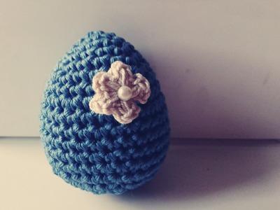 Tutorial: uova amigurumi | How to crochet an egg