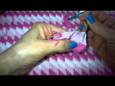 VERY EASY crochet baby blanket for beginners