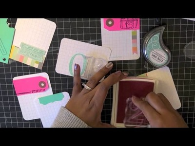 31 Day Challenge :: Project Life Cards