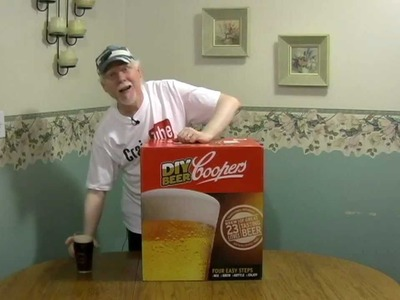 Coopers DIY Beer Kit (Revised and Reposted)