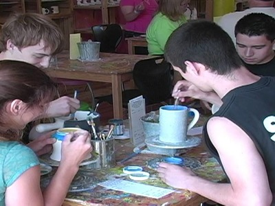 Crafts Ceramics Glass and More at Hands On In Door County Wisconsin Activities & Things to Do