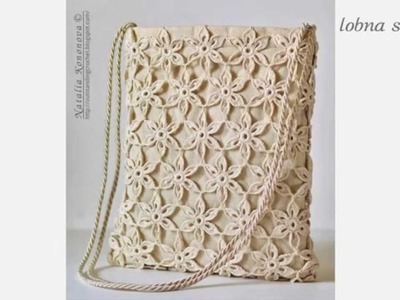 Crochet bag simplicity patterns model 4