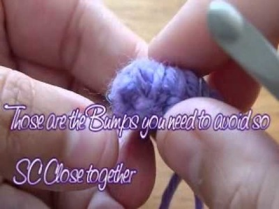 Crochet: How to make a Button