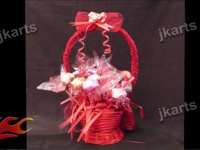 DIY Colors Bouquet For Holi Gift Idea -- JK Arts 173