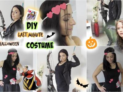 DIY Easy Halloween Costume Ideas - Last Minute Pinterest & Tumblr Inspired