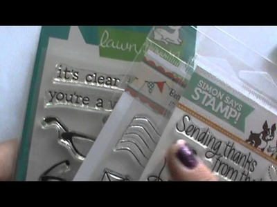 I was Tagged 20 favorite craft supplies of 2012