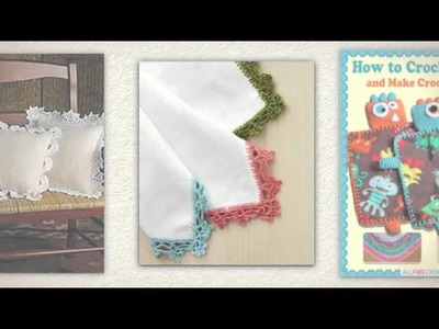 Learn How to Crochet Edges & Make Beautiful Crochet Borders