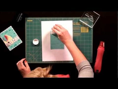Make Patterned Paper demo by American Crafts - Craft Room