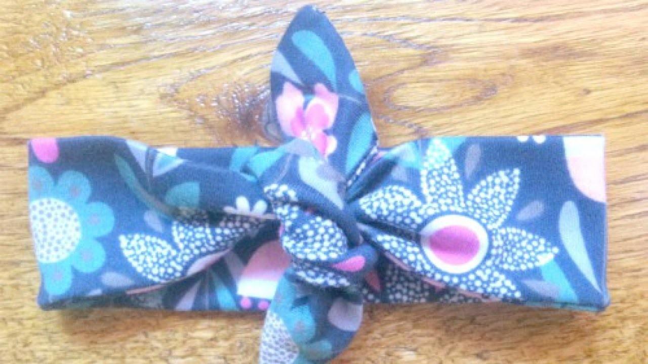 Make Simple Designer Baby Headbands - DIY Style - Guidecentral