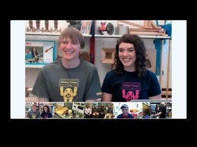 Maker Camp 2013: Making is back in session!