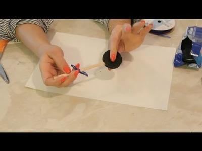 Oreo Lollipops Craft : DIY Crafts