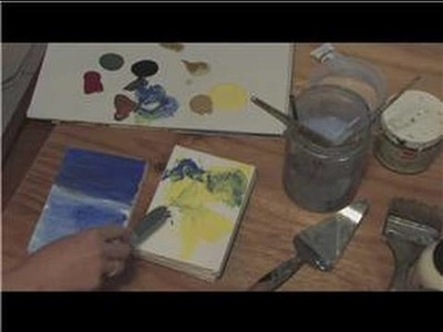 Painting on Canvas : How to Use Acrylic Craft Paint on Canvas