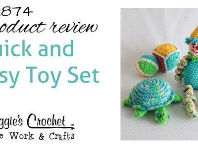Quick and Easy Toy Set - Product Review PA874